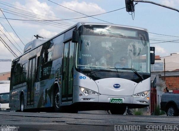 BYD K9 - ConSor