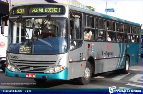 Busscar Urbanuss - Urubupungá