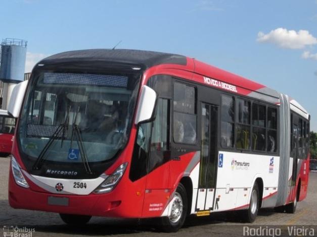 Marcopolo Viale BRT Articulado - Vila Galvão