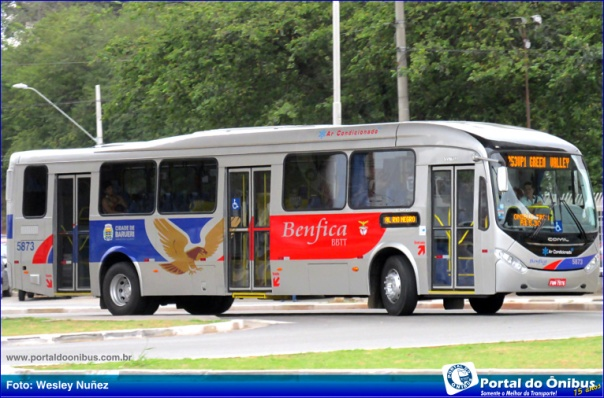 Comil Svelto BRT - Benfica